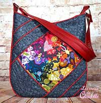 Feature Me Everyday Tote Pattern in PDF