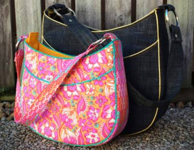 Roll With It Tote PDF Pattern by Andrie Designs