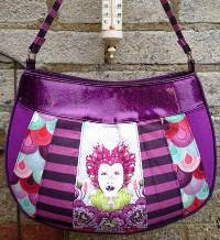 Sew Compleat Shoulder Tote PDF Pattern by Andrie Designs