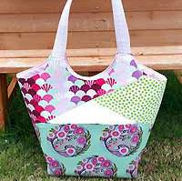 Stand Up & Tote Notice PDF Pattern by Andrie Designs