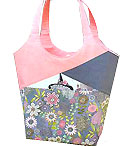 Stand Up & Take Notice Tote Bag Pattern by Andrie Designs in PDF