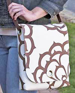 Alice Book Bag Pattern  by Betz White in PDF