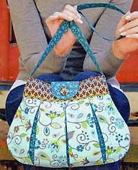 Caitlyn Handbag Pattern In Pdf Format
