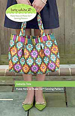 Issabella Tote  Bag Pattern