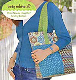 Stitch-Along Tote Bag Pattern in PDF