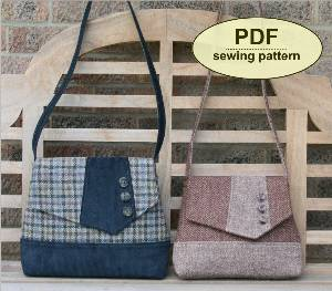 The Attleborough Bag Pattern in PDF