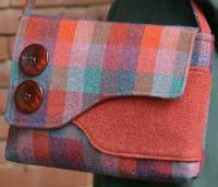 Brancaster Messenger Bag Pattern in PDF by Charlie's Aunt