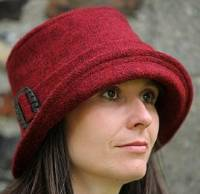 Chelsworth Cloche Hat Pattern in PDF