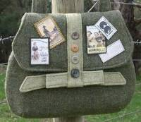 Land Army Bag Pattern by Charlies Aunt