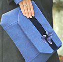 The Chattisham Clutch Bag Pattern in PDF by Charlie's Aunt
