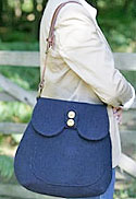 The Titchwell Bag Pattern in PDF by Charlies Aunt