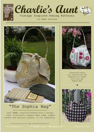Sophia Bag Pattern In Pdf Format