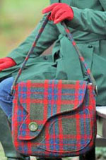 The Sudbury Saddle Bag Pattern by Charlie's Aunt in PDF