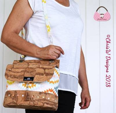 The Podium Bag Pattern by ChrisW Designs