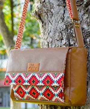 Minifacto Bag Pattern by ChrisW Designs