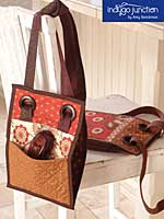 Grommet Hipster Bag Pattern in PDF