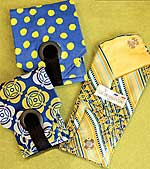 Tie Pocket Pouch E-Pattern