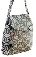 Country Courier Bag Pattern by Charlie's Aunt