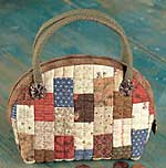 Petite Purse Pattern in PDF by Kimie's Quilts