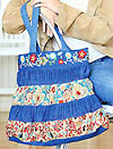 Gather All Around Bag Pattern in PDF format