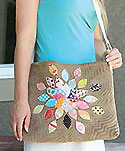 Petal Blossom Bag Pattern in PDF