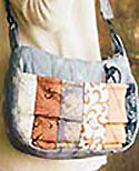 Quilted Pocket Purse Pattern by Indygo Junction
