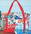 Terrific Travel Tote Pattern by Jo-Lydia's Attic Patterns