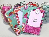 Gifty Card Holders Pattern in PDF by Lazy Girl Designs