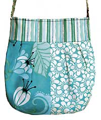 Lily Pocket Purse Pattern in PDF by Lazy Girl Designs