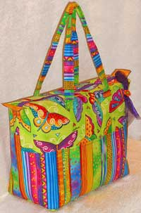 Summer Tote Pattern in PDF