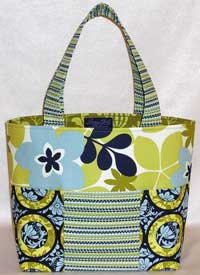 Whimsy Bag Pattern in PDF by Lazy Girl Designs