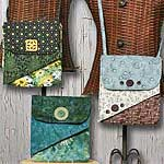 Flip Flap Bag Pattern in PDF