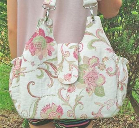 Bella Bag Pattern by ChrisW Designs