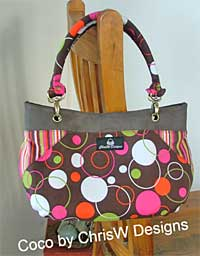 Free Downloadable Bag Pattern
