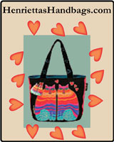 HenriettasHandbags.com - Divine Bags for the Diva in you!