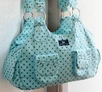Abigail Bag Pattern by ChrisW Designs in PDF