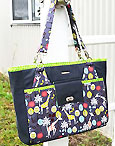 Stow It All Tote in PDF by ChrisW Designs