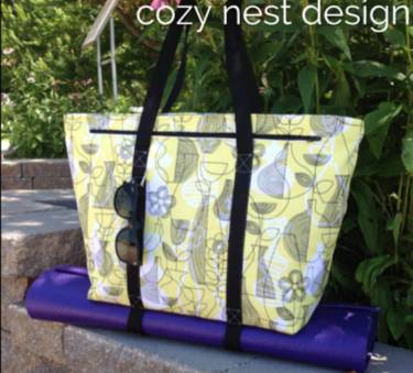 Motherload Tote Pattern