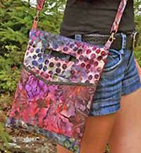 Journey Bag Pattern by Marlous Designs