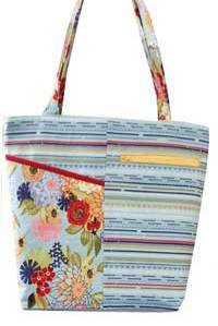 Walk About Tote Pattern by Marlous Designs