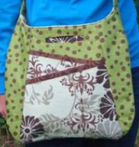 The Diva Bag Pattern by Marlous Designs