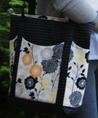 Bucket Tote Pattern by Marlous Designs