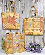 Charming Totes 4 pattern in PDF format