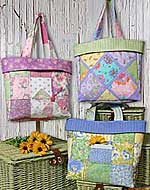 Charming Totes 3 pattern in PDF
