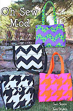 Oh Sew Mod Bags Pattern